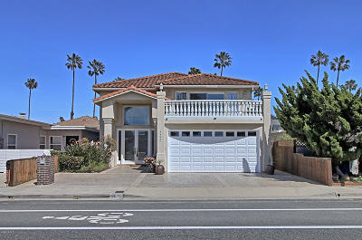 Ventura Single Family Home For Sale: 2675 Pierpont Boulevard