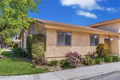 Port Hueneme Condo/Townhouse Active Under Contract: 2710 Wendy Place
