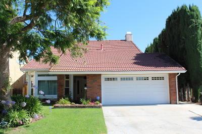 Moorpark Rental For Rent: 13649 Laurelhurst Road