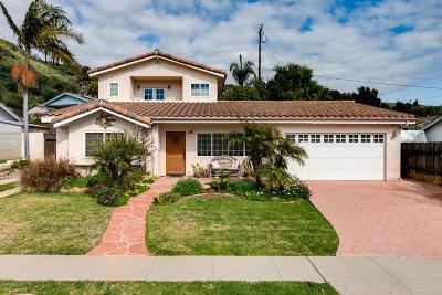 Ventura Single Family Home Active Under Contract: 2960 Omaha Avenue