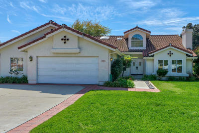 Camarillo Single Family Home For Sale: 3260 San Ysidro Street