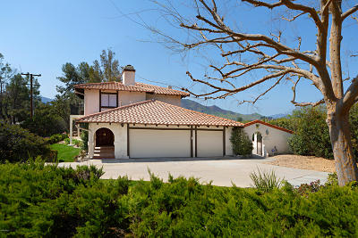 Agoura Hills Single Family Home For Sale: 5703 Toth Place