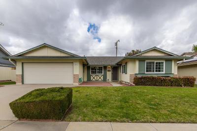 Camarillo Single Family Home For Sale: 2853 Berwick Street