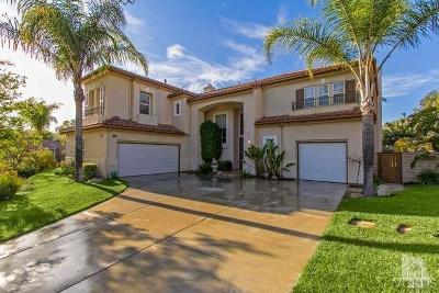 Simi Valley Single Family Home For Sale: 163 Dusty Rose Court