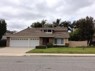 Camarillo Rental For Rent: 137 Cottage Grove Avenue