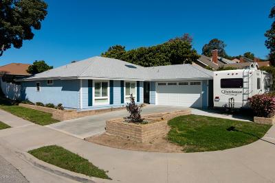 Ventura Single Family Home For Sale: 453 Heidelberg Avenue