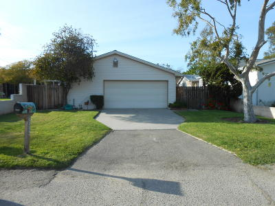 Ventura Single Family Home Active Under Contract: 10909 Henderson Place