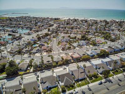 Ventura Condo/Townhouse For Sale: 2527 Harbor Boulevard #1