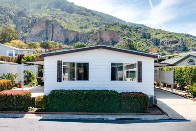Camarillo Mobile Home For Sale: 14 Gitana Avenue #159