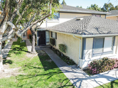 Port Hueneme Condo/Townhouse For Sale: 2614 Rudder Avenue