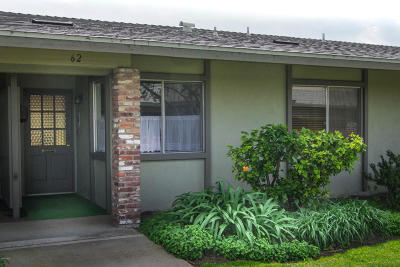 Port Hueneme Condo/Townhouse Active Under Contract: 62 W Garden Green