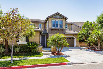 Ventura Single Family Home For Sale: 615 Charleston Place