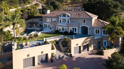 Westlake Village Single Family Home Active Under Contract: 774 Lakeview Canyon Road