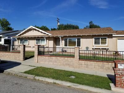 Simi Valley Single Family Home For Sale: 3304 Greenville Drive