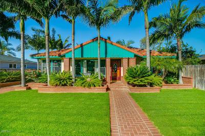 Ventura Single Family Home For Sale: 145 Dos Caminos Avenue
