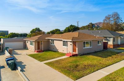 Ventura Multi Family Home Active Under Contract: 291 Lynn Drive