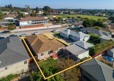 Ventura Single Family Home Active Under Contract: 291 Lynn Drive