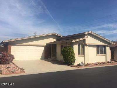 Ventura Single Family Home Active Under Contract: 1220 Johnson Drive #31