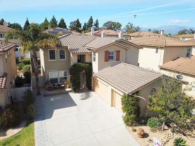 Ventura Single Family Home Active Under Contract: 10599 Petunia Street