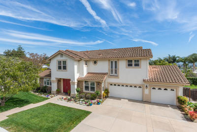 Camarillo Single Family Home For Sale: 500 Loma Drive