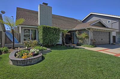 Ventura Single Family Home For Sale: 1326 Beachmont Street