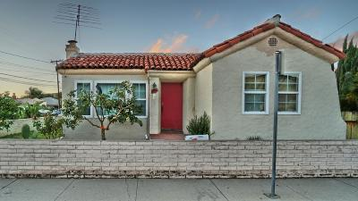 Santa Paula Multi Family Home For Sale