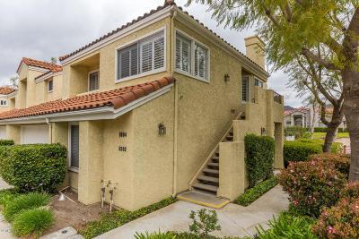 Camarillo Condo/Townhouse For Sale: 6004 Via Montanez