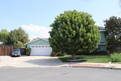 Camarillo Single Family Home For Sale: 1959 Granger Street