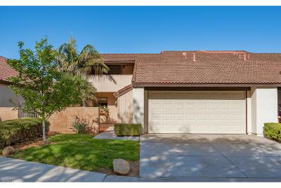 Ventura Condo/Townhouse Active Under Contract: 1078 Stillwater Court