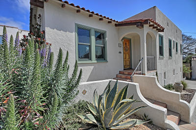 Ventura Single Family Home Active Under Contract: 112 Live Oak Drive