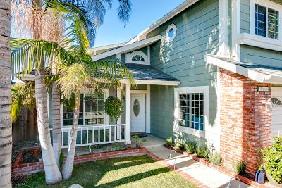 Ventura Single Family Home Active Under Contract: 717 Topeka Avenue