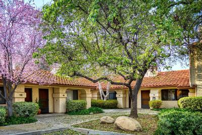 Ojai Condo/Townhouse Active Under Contract: 848 Woodland Avenue #15