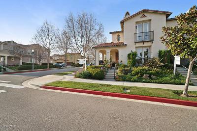 Ventura Condo/Townhouse For Sale: 8205 Sunstone Street #32