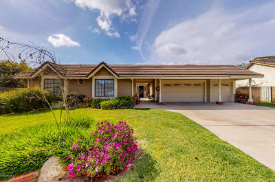 Oxnard Single Family Home For Sale: 1951 Augusta Court
