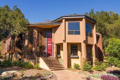 Ojai Single Family Home For Sale: 959 Amber Lane