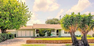 Ventura Single Family Home Active Under Contract: 6522 Greenhill Avenue