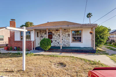 Oxnard Single Family Home For Sale: 1164 Orange Drive