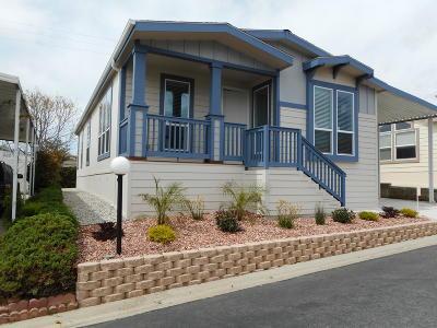 Ventura Mobile Home Active Under Contract: 11100 Telegraph Road #65