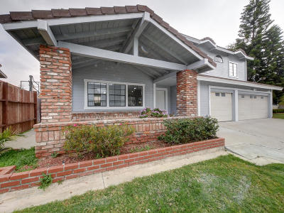 Oxnard Single Family Home Active Under Contract: 1921 Ivanhoe Avenue