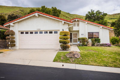 Camarillo Single Family Home For Sale: 1124 Itamo Street