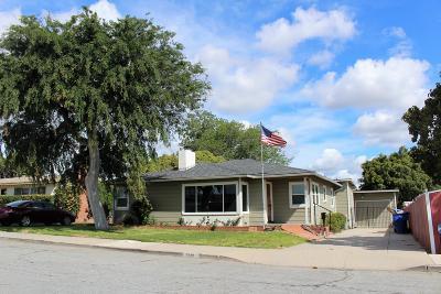 Camarillo Rental For Rent: 2149 Grandview Drive