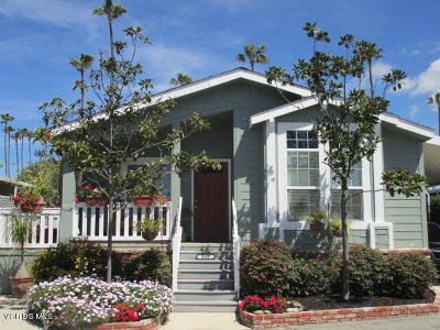 Ventura Mobile Home For Sale: 1215 Anchors Way Drive #131