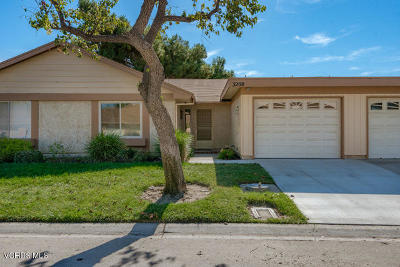Camarillo Single Family Home For Sale: 3208 Village 3