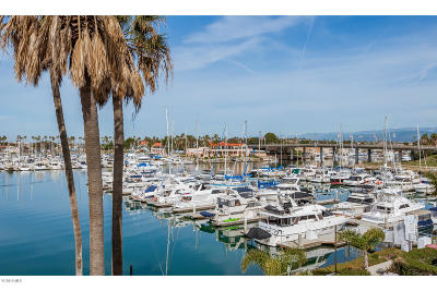 Oxnard Condo/Townhouse For Sale: 2901 Peninsula Road #341