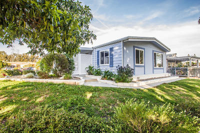 Ventura Mobile Home Active Under Contract: 148 Shelly Circle