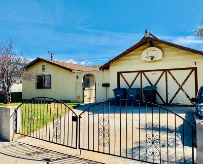 Oxnard Single Family Home For Sale: 3100 Merced Place