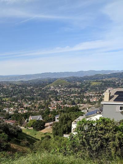 Ventura County Residential Lots & Land For Sale: Ventu Park Road