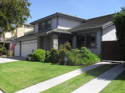 Oxnard Single Family Home For Sale: 2320 Devonshire Drive