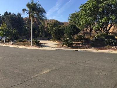 Ventura County Residential Lots & Land For Sale: 1267 Westridge Drive