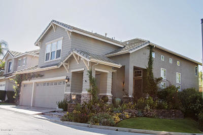 Thousand Oaks Single Family Home Active Under Contract: 2538 Renata Court
